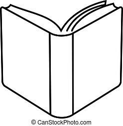 hard cover book vector clip art illustrations 281 hard cover book rh canstockphoto com blank book cover clipart book cover clipart