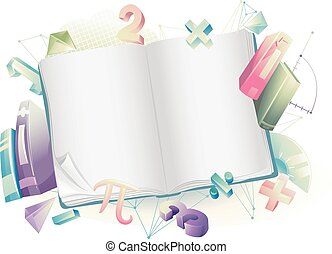 Open Book Math