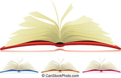 Open Book Set