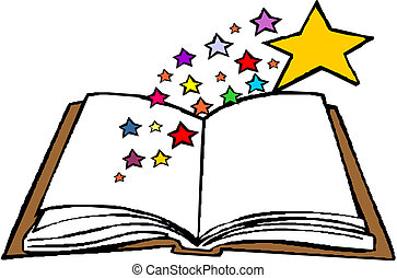 open book clipart and stock illustrations 32 832 open book vector rh canstockphoto com clip art open book outline clipart picture of open book