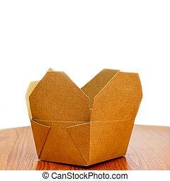 Open carton package