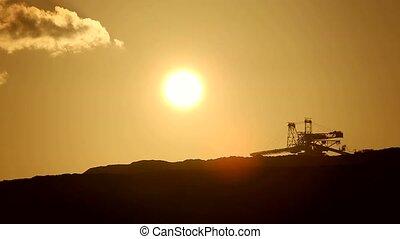 Open Coal Mining