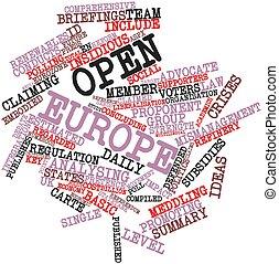 Open Europe
