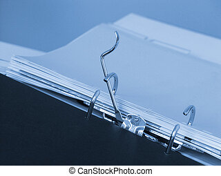 open folder - business as usual