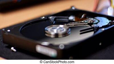 Open hard disk drive - Hard Disk Drive Error Hard Disk Drive...