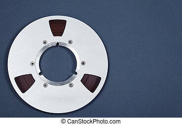 Open Metal Reel For Professional Sound Recording