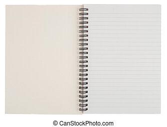 Open Notepad