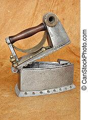 Open old iron