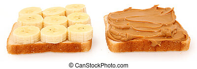 Open Peanut Butter and Ba