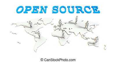 Open source Global Business