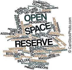 Open space reserve
