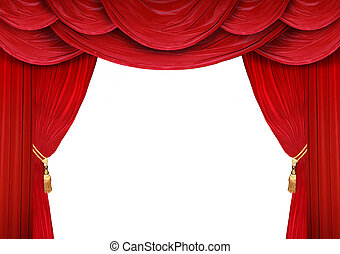 Open Theater Curtains