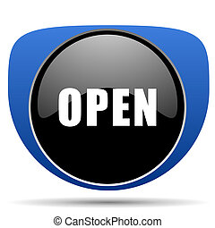 Open web icon