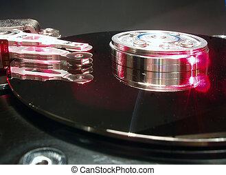 opend, disco, duro