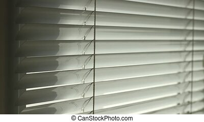 Opening Blinds