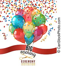 Opening Ceremony Invitation Background - Opening ceremony...