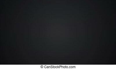 Opening intro Flash light, Lens flare