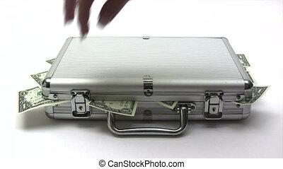 Opening Money Case