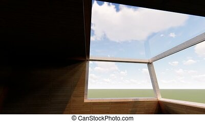 Opening Windows to the Clouds - window of opportunity