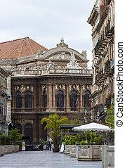 Opera Bellini in Catania