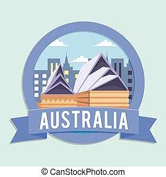 opera house australia banner