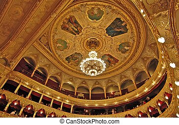 Opera House - Odessa, Ukraine