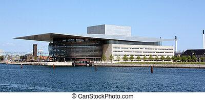 opera - Opera house in Copenhagen