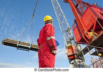 operador, construção