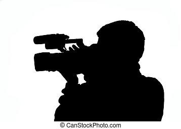operador, vídeo