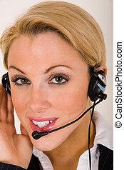 operatör, telefon