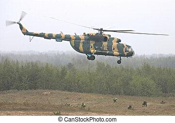 operatie, militair