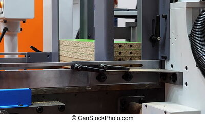Operating automatic equipment in a production line for...