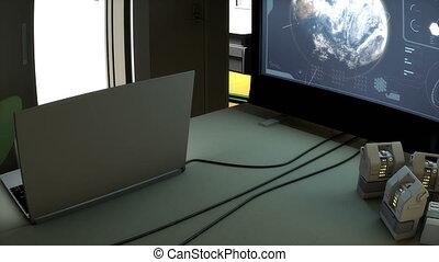 """Operating base, Command center V4."""