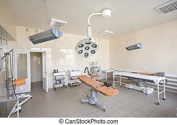 operating-room, vazio