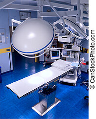operating room view from above - new operating room in ...