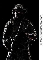operator, brodaty, spekulacja, ops