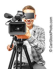 operatore, video