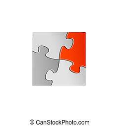 opgave, vektor, løsning, baggrund, /