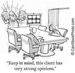opiniones, tiene, esto, mente, retener, cliente, fuerte