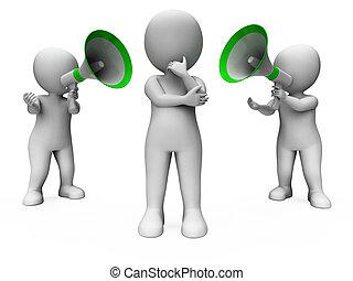 opinioni, prendere, pensare, carattere, confuso, mentre, o