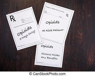 opioid, előírások, noha, prescribing, warnings