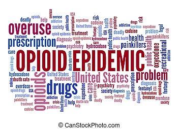 Opioid epidemic crisis