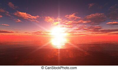 opkomst zon