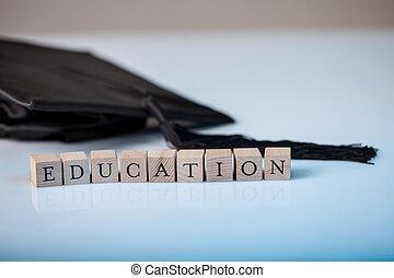 opleiding, en, afgestudeerd