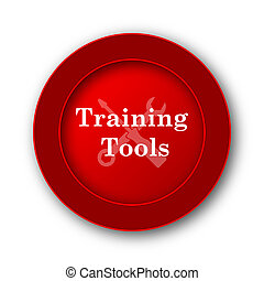 opleiding, gereedschap, pictogram