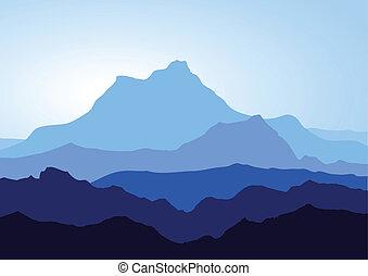 oplzlý hora