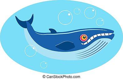 oplzlý velryba