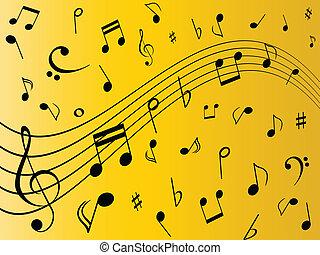 opmerkingen, muzikalisch