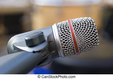 opname, professioneel, microfoon