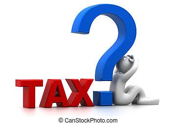 opodatkować, pytanie, o